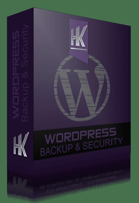WordPress Backup & Security Service