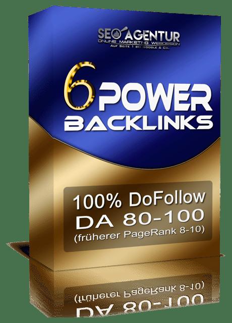Linkaufbau durch Backlinks kaufen