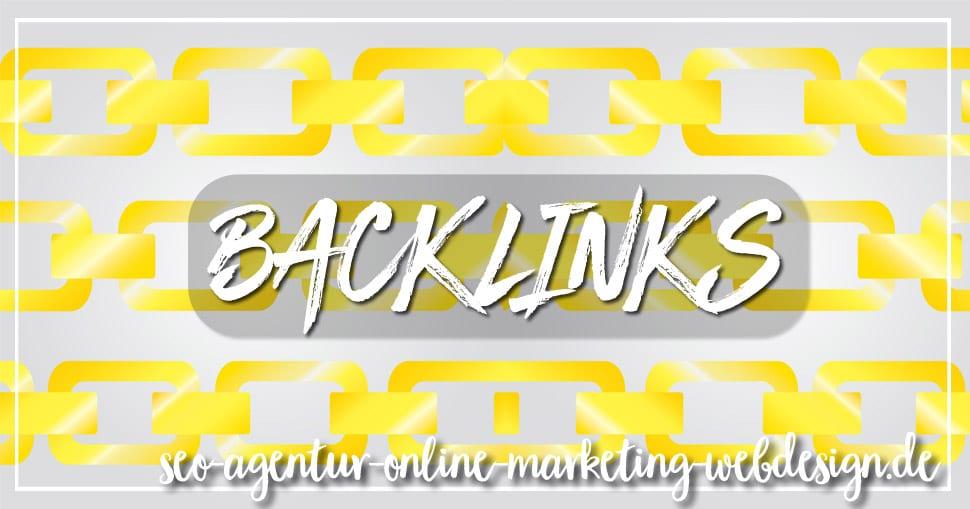 Hochwertige Backlinks kaufen